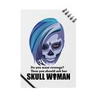 月が輝くこんな夜にのSkull woman Notes