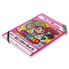 バニラde高収入ショップ[SUZURI店]のOKANE♥DAISUKI Notesの平置き