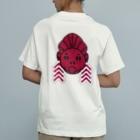せすご屋のこぎん金魚ねぶた Organic Cotton T-shirts