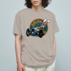 RHOUSE | GOODSの スリーホィラー Organic Cotton T-shirts