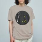六三八デザイン室のdinner-dessert Organic Cotton T-shirts