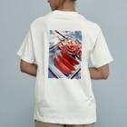 風花のスイカ Organic Cotton T-shirts