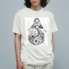 山仕事のおともに「山喜商店-suzurishop-」のYAMASEWA T ver.2019 Organic Cotton T-Shirt