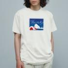 ファッションセンター(ゑ)の駆け出しのアヴァンチュール(海編) Organic Cotton T-shirts