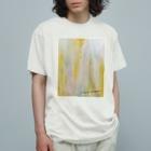 ふちこのnew moon Organic Cotton T-Shirt