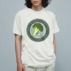 prunelleのブロッコリー Organic Cotton T-shirts