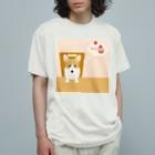 ふうふうたかのウェルシュ・コーギー・ペンブローク Organic Cotton T-shirts