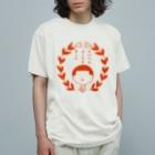 Planet Evansのたいへんよくできました Organic Cotton T-shirts