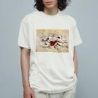 有明ガタァ商会の百怪図鑑〜がたぁ〜 Organic Cotton T-shirts