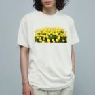 ニムニムのお部屋のきいろい ちうりっぷ Organic Cotton T-shirts