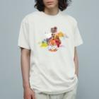 kuriko のおとなのファンタジー Organic Cotton T-shirts