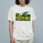 💗🇲🇴🇲🇴🇰🇴💗のPLAY→PRAY Organic Cotton T-shirts