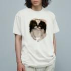 ヤマネコ。の部屋のOrganic Cotton T-shirts