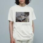 レモンスカッシュの泡のお昼寝 Organic Cotton T-Shirt