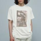 ワコのgood bye Organic Cotton T-shirts