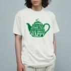 NICE ONEのTEA Organic Cotton T-shirts