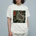 たかやの思いつきの和バジェ Organic Cotton T-shirts