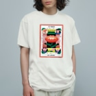 Ran Kobayashiの花を食べたら Organic Cotton T-shirts