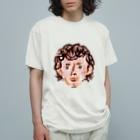 のばら(NOBARA)のBOYシリーズ Organic Cotton T-Shirt