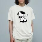 アオフジマキの注射が怖い猫 Organic Cotton T-shirts
