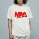 高木淳也公式ショップのMartial ArtsTシャツ Organic Cotton T-Shirt