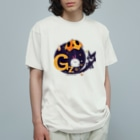 *suzuriDeMONYAAT*のCT14Gz_D Organic Cotton T-Shirt