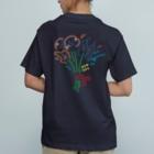 町のふらわ Organic Cotton T-shirts