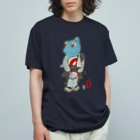 有明ガタァ商会の御あつらへガタゴロウ Organic Cotton T-shirts