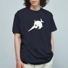 stereovisionの笑うノコギリザメ Organic Cotton T-shirts