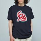 SHRIMPのおみせの鬼 Organic Cotton T-shirts