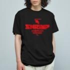 SHRIMPのおみせのSHRIMPロゴ Organic Cotton T-shirts