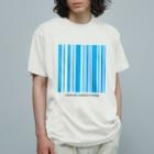 Fractionの寒色が好きなのよ Organic Cotton T-shirts