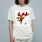 あかるいみらいけんきゅうじょのワンダーランドの住人たち Organic Cotton T-Shirt