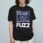 FUZZAGE™ (ファズエイジ)のFUZZAGE No.11 eizo no seiki Organic Cotton T-shirts