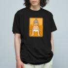 キッズモード某のサウナ王にわしはなる! Organic Cotton T-shirts
