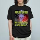 THE BARIUM PILLZのMAD MÜD MATSÜDÖシリーズ Organic Cotton T-shirts