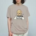 efrinmanのテレワーク Organic Cotton T-shirts