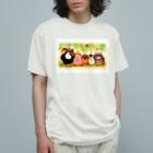 ハミングピッピのsmile Organic Cotton T-shirts