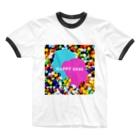KENGO shopのオリジナル Ringer T-Shirt
