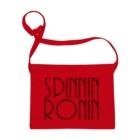 SPINNIN RONIN OFFICIAL GOODS SHOPのSPINNIN RONIN ロゴE_B Sacoches