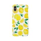 さとろくのレモンiPhoneケース Smartphone Case