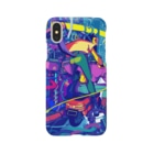 吉⃣村⃣のニケツバイク Smartphone cases