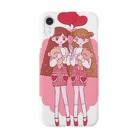 pyonsuke Storeのred.red Smartphone cases
