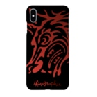 ikinagraphieのHOW HOWLING Smartphone cases