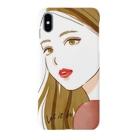hiromimadeのLet it be Smartphone cases