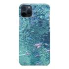 hakureizanのピンクパープル熱帯魚 Smartphone cases