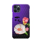 hachiohomi_izmの花椿 Smartphone Case