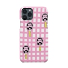 huanfunkoの大久保さんiPhoneケース Smartphone cases