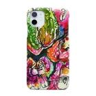 ひよこ書店 ☆ SEIKO Goods Shop from NASUの1104SEIKO-Flower Smartphone cases