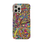 SPOOPY TOWNのRainbow explosion_スマホケース Smartphone cases